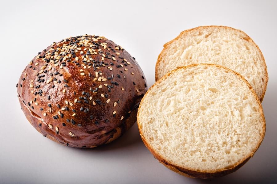 Domácí burger bulka 60 g