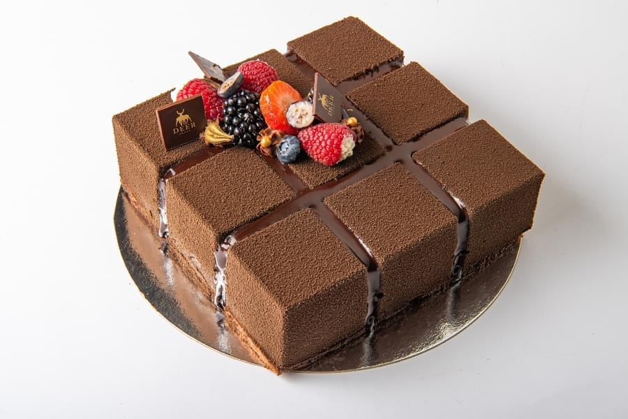 Cube dort - 6 porcí