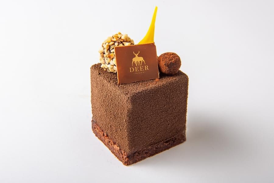 Luxusní dort Cube