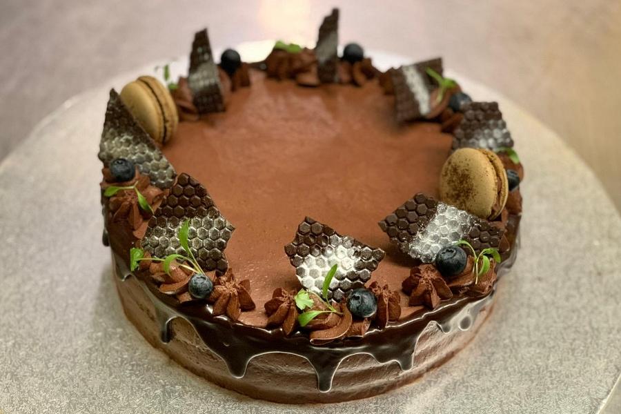 Paříž dort - 10 porcí