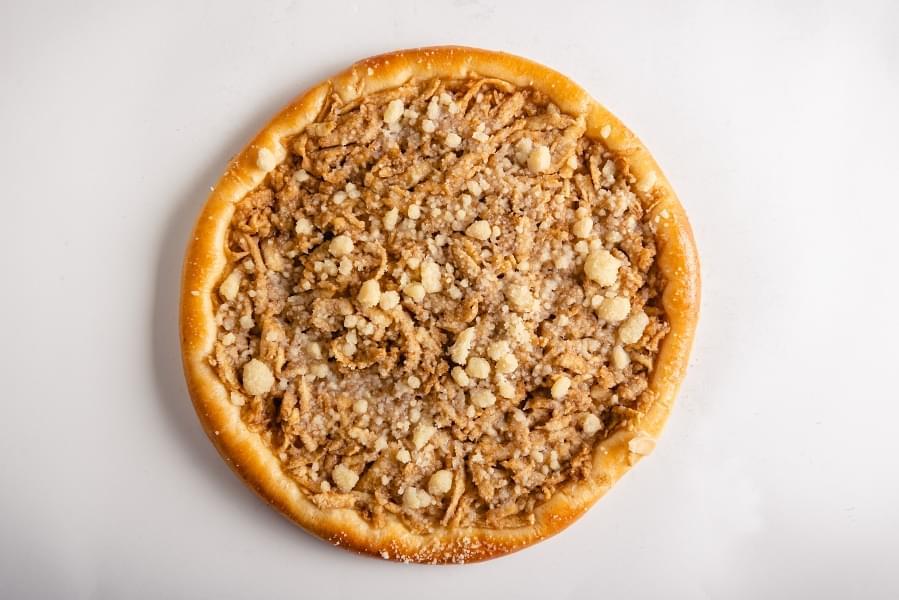 Staropražský koláč - Jablečný