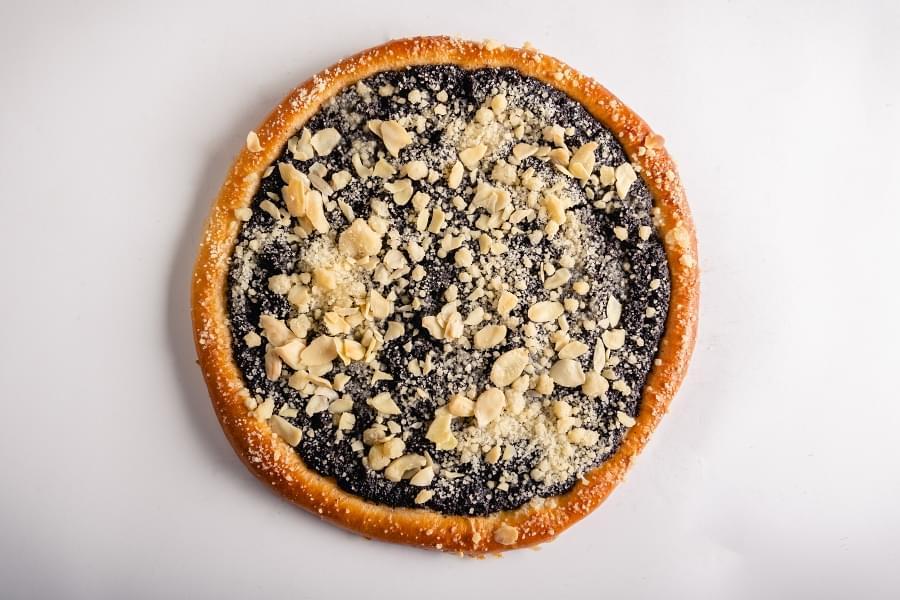 Staropražský koláč - Makový