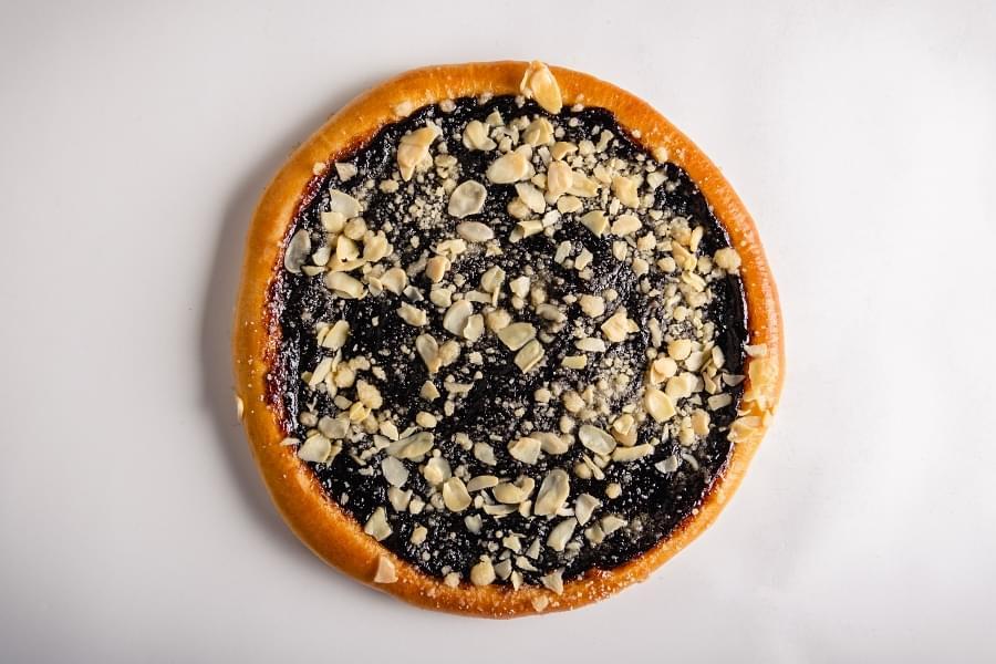 Staropražský koláč - Povidlový